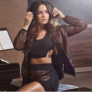 Fabletics Demi Lovato Lita Spandex Running Shorts